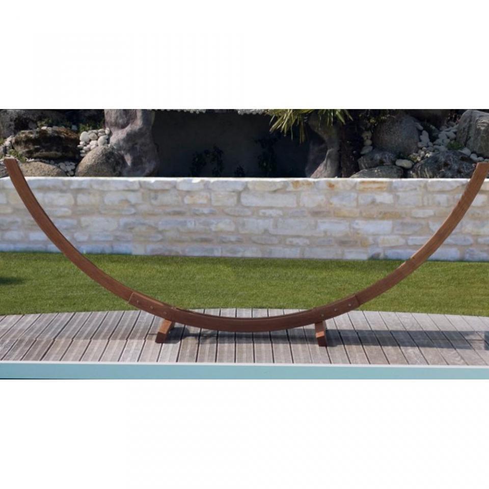 Catgorie hamac du guide et comparateur d 39 achat for Arc de jardin en bois