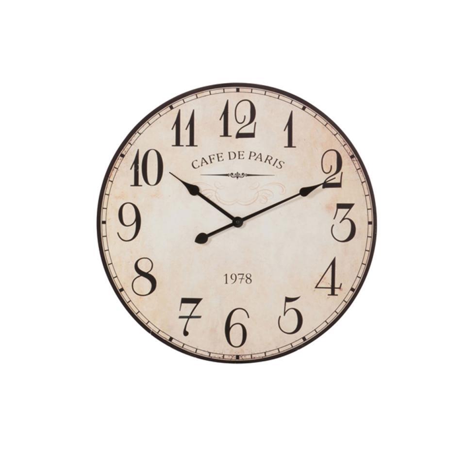 Granite gris cuisine - Horloge murale 60 cm ...