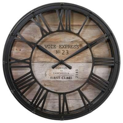 Catgorie horloges pendule et comtoise page 5 du guide et - Horloges maison du monde ...