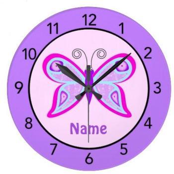 Cat gorie horloges pendule et comtoise page 2 du guide et - Pendule murale papillon ...