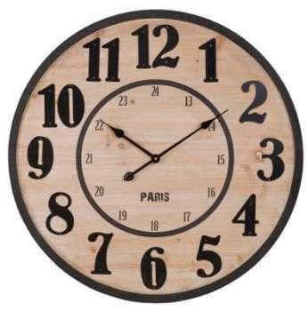 Cat gorie horloges pendule et comtoise page 12 du guide et for Horloge metal noir