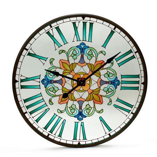Catgorie horloges pendule et comtoise du guide et comparateur d 39 achat for Horloge murale verre