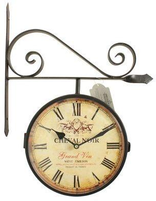 Catgorie horloges pendule et comtoise page 4 du guide et - Horloge gare double face ...