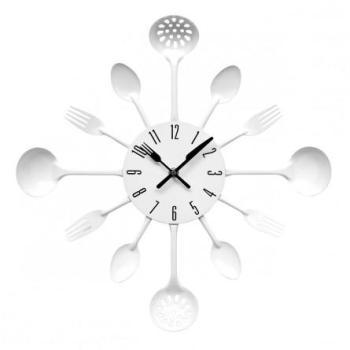 Cat gorie horloges pendule et comtoise page 2 du guide et comparateur d 39 achat for Pendule blanche design