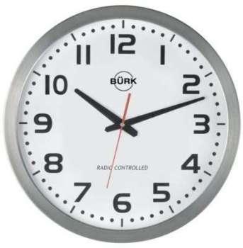 Cat gorie horloges pendule et comtoise page 5 du guide et comparateur d 39 achat for Horloge murale inox