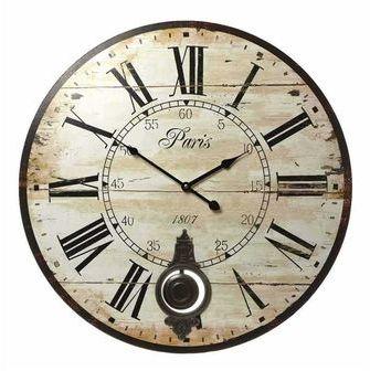 Catgorie horloges pendule et comtoise page 4 du guide et comparateur d 39 achat for Pendule murale grande taille