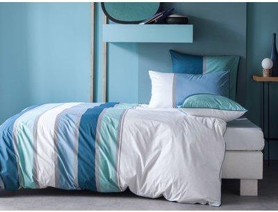homemaison rideau bayad re en 100 coton. Black Bedroom Furniture Sets. Home Design Ideas
