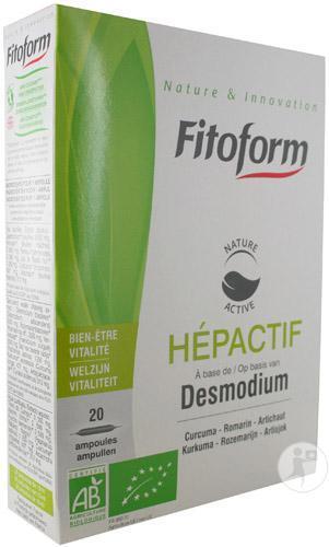 Bioholistic Desmodium bio amp 20x10ml