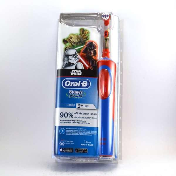 oral b stages power brosse dents electrique star wars 3 ans et magic timer. Black Bedroom Furniture Sets. Home Design Ideas