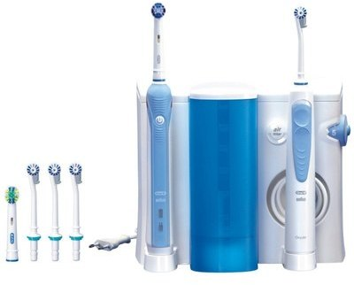 combin dentaire oral b oral b oxyjet 1000 oc20525 1. Black Bedroom Furniture Sets. Home Design Ideas