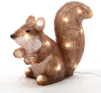 Ecureuil Decoratif Noel