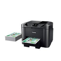 maxify mb5450 imprimante jet dencre couleur multifonctions. Black Bedroom Furniture Sets. Home Design Ideas