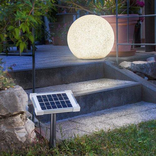 jago cguirlande lumineuse solaire de 860cm dans mult. Black Bedroom Furniture Sets. Home Design Ideas
