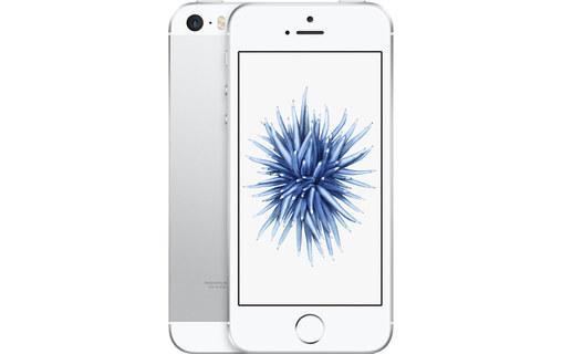 apple iphone se 16 go argent iphone. Black Bedroom Furniture Sets. Home Design Ideas