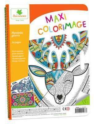 Cat gorie jeux cr atifs page 4 du guide et comparateur d 39 achat - Maxi coloriage ...