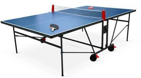 Kettler c housse table de ping pong argent for Housse table de ping pong exterieur