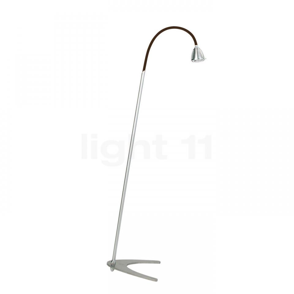 slv lampadaire soprana sl 2 diffuseur rond tissu blanc e27. Black Bedroom Furniture Sets. Home Design Ideas