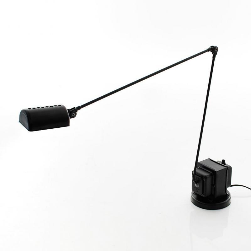 Lampe de bureau noir//two steps on//off switch//H35cm x W40cm Daphine Tavolo Classic