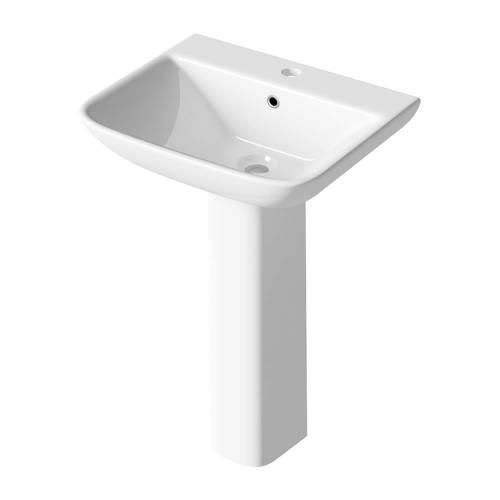 Catgorie lavabo et vasque page 4 du guide et comparateur d 39 achat - Lavabo double vasque sur colonne ...