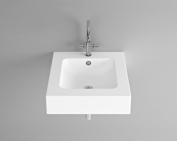 Bette BetteAqua - Vanity bassin 53x53x1 cm In8vN