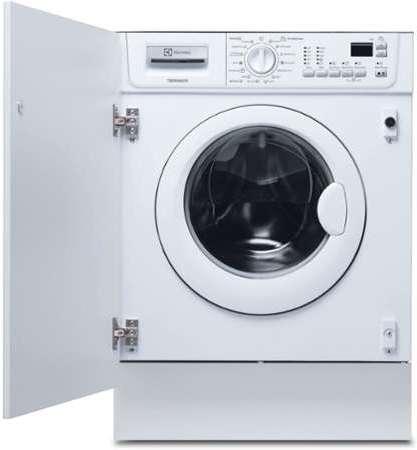 electrolux ewx 127410 w lave linge s chant hublot. Black Bedroom Furniture Sets. Home Design Ideas