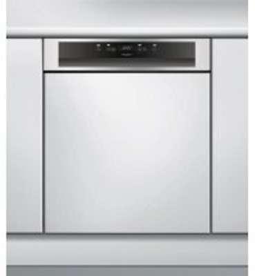 Lave vaisselle 60 cm whirlpool wfc3c26fx - Lave vaisselle tout integrable 45 cm ...