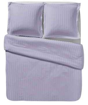 terre cdrap housse 100 coton parme bonnet 27 cm 160x200. Black Bedroom Furniture Sets. Home Design Ideas