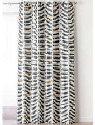 homemaison c hm69851094 rideau ameublement r versible en taff. Black Bedroom Furniture Sets. Home Design Ideas