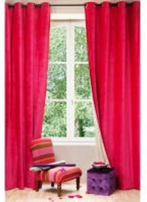Cat gorie linge de maison page 8 du guide et comparateur d - Double rideau en lin ...