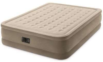 intex matelas gonflable downy fiber tech 1 personne. Black Bedroom Furniture Sets. Home Design Ideas