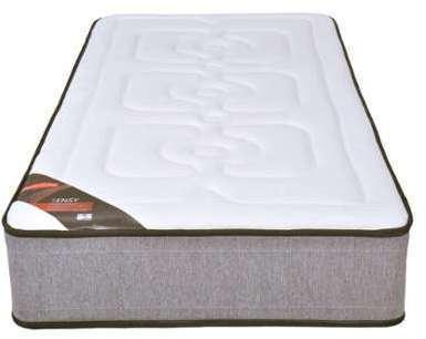 delamaison matelas 90x190 ressorts nordica. Black Bedroom Furniture Sets. Home Design Ideas