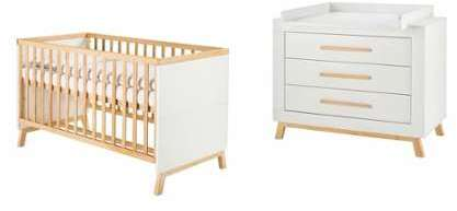 chambre bebe lit commode armoire vicky