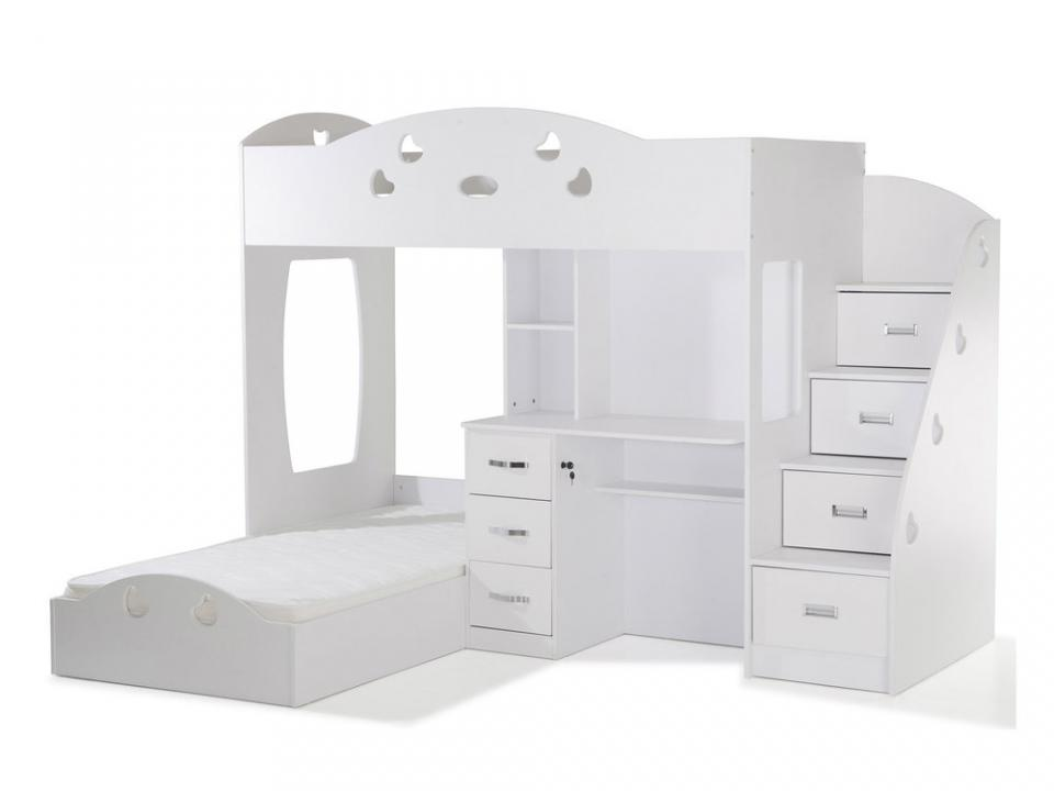 catgorie lits enfants du guide et comparateur d 39 achat. Black Bedroom Furniture Sets. Home Design Ideas