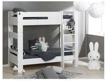 lits superposables et s parables woopi 90 x 190 cm vernis naturel. Black Bedroom Furniture Sets. Home Design Ideas