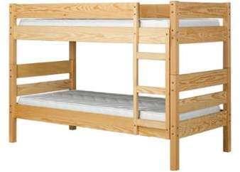 swithome lit superpos triolo 90 140x190 brut. Black Bedroom Furniture Sets. Home Design Ideas