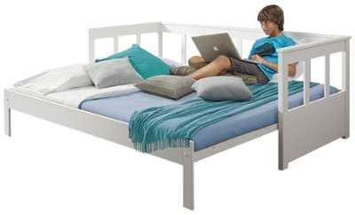 jane cbarri re de lit extensible 90 140 cm. Black Bedroom Furniture Sets. Home Design Ideas