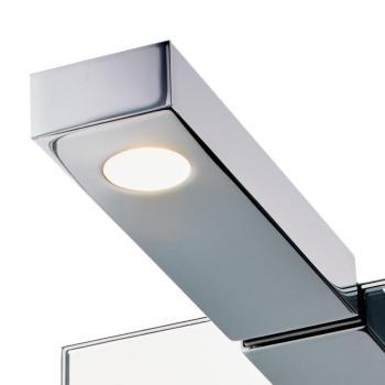 vidaxl lampe pour miroir led blanche 5w 40cm. Black Bedroom Furniture Sets. Home Design Ideas