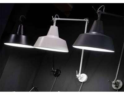 vidaxl c cadre noir dapplique industriel 2 ampoules le. Black Bedroom Furniture Sets. Home Design Ideas