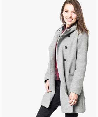Gemo manteau femme solde
