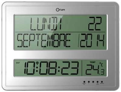 recherche: horloge date du guide et comparateur d'achat