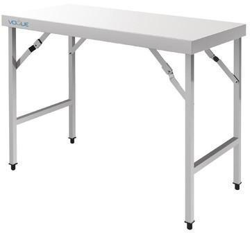 table pliante 65x65x74 en acacia coloris vert anis doux. Black Bedroom Furniture Sets. Home Design Ideas