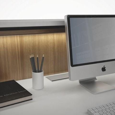 perfect eclairage led pour plans de travail with clairage plan de travail. Black Bedroom Furniture Sets. Home Design Ideas