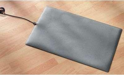 ematronic ccsous tapis chauffant lectrique 200x140cm 330w. Black Bedroom Furniture Sets. Home Design Ideas