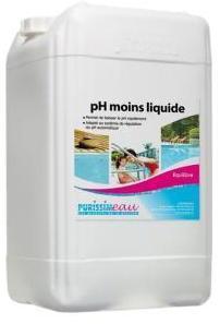 Recherche piscine du guide et comparateur d 39 achat for Ph moins liquide