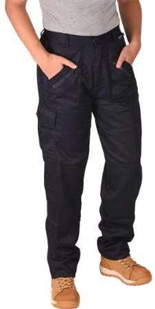 pantalon de travail multipoches haute 7efcca250b1