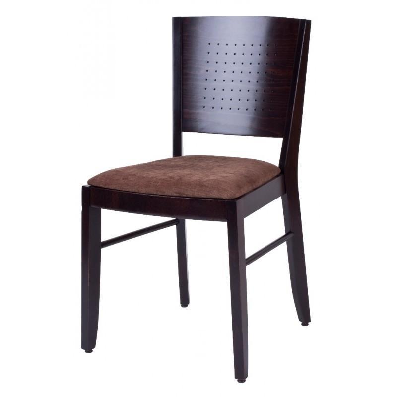 inwood chaise bistrot naturelle lot de 2. Black Bedroom Furniture Sets. Home Design Ideas