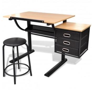 kare design tabouret de bar efficiency design. Black Bedroom Furniture Sets. Home Design Ideas
