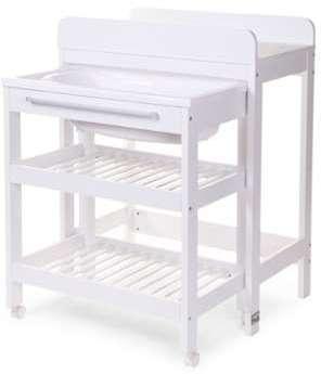 Cat gorie meubles langer du guide et comparateur d 39 achat - Table a langer avec baignoire integree ...