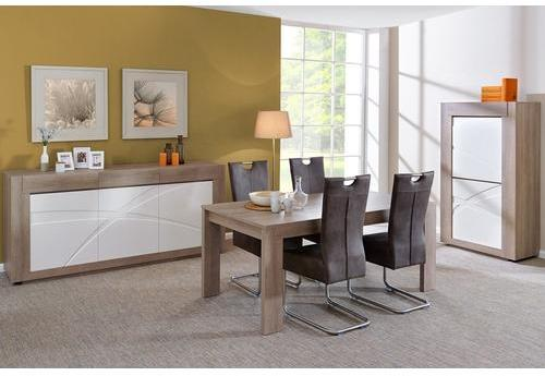 Cat gorie meubles de rangement page 6 du guide et for Ensemble salle a manger chene gris