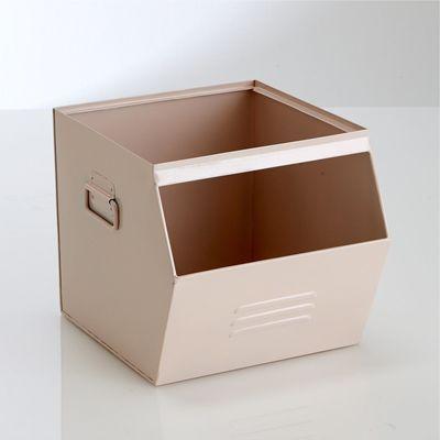 joseph cseau avec bac de rangement clean store vert. Black Bedroom Furniture Sets. Home Design Ideas